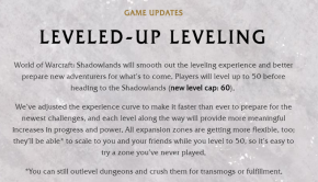 How is Shadowlands going to handle solo farming old content?
