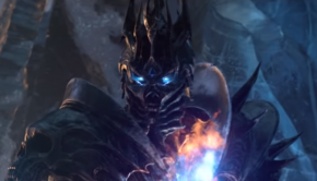 How does the Helm of Domination — aka the Lich King's hat — lead us into the Shadowlands?