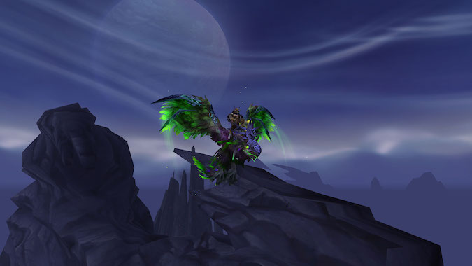 Warlords Flying