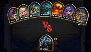 Hearthstone's new Battlegrounds mode will offer 8-player competition