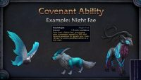 All the non-class-specific Covenant abilities you get in World of Warcraft: Shadowlands