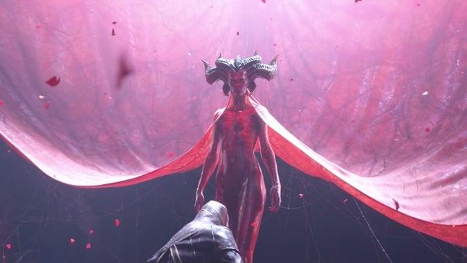 Lilith - Diablo 4 Trailer