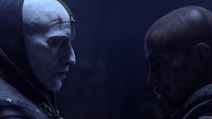 Diablo 4 Trailer Mystery Figures