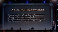 Shadowlands will completely change how you play alts in WoW