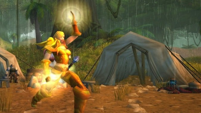 What's the most timeless thing in World of Warcraft?