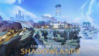 The races and zones we'll encounter in Shadowlands