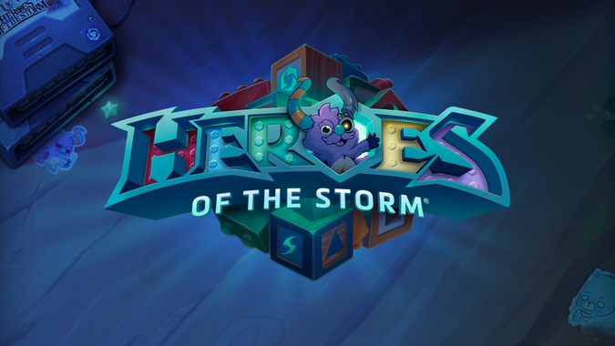 Heroes of the Storm Winter Toy Event