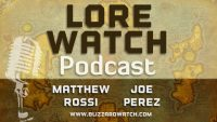 Lore Watch Podcast 143: Diving deeper into a third faction in WoW