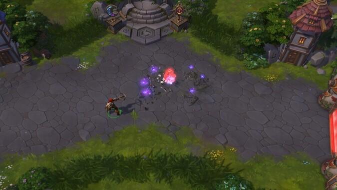 Смертокрыл врывается в Heroes of the Storm вместе с первой аномалией Нексуса