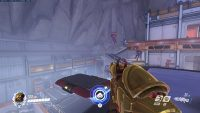 Overwatch's Practice Range 2.0 will make you better while you wait in queue
