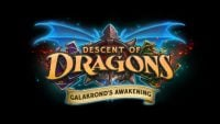 Galakrond's Awakening single-player adventure concludes Hearthstone's year-long narrative starting January 21