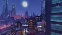 Gallery: Overwatch's Lijiang Tower gets bright during Lunar New Year