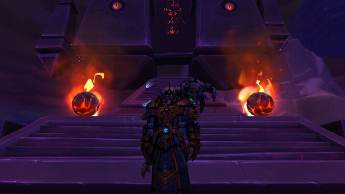 Corruption is going away in 9.0, but Azerite Armor and Essences will stick around