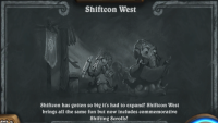 Random spells and random minions make Shiftcon West Hearthstone Tavern Brawl particularly unpredictable