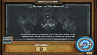 Your guide to Return of Mechazod, the toughest Hearthstone Brawl ever