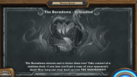 Hearthstone's Burndown Rekindled Tavern Brawl is an evolutionary concept