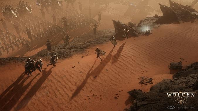 wolcen desert