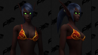 Why dark-skinned Blood Elves don't violate lore, and why it wouldn't matter even if they did