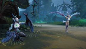 Exile's Reach will help new players from level 1-10 in WoW Shadowlands