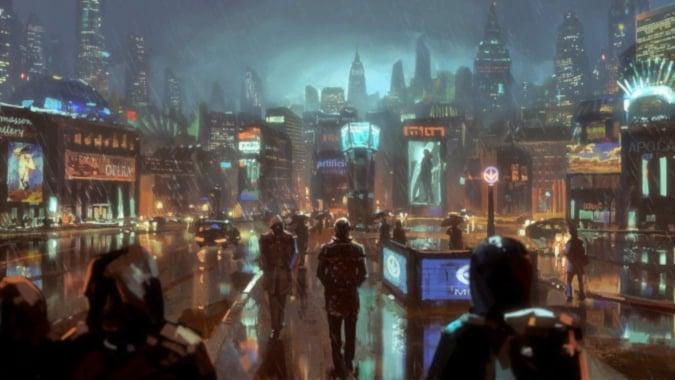 Shadowrun Rain