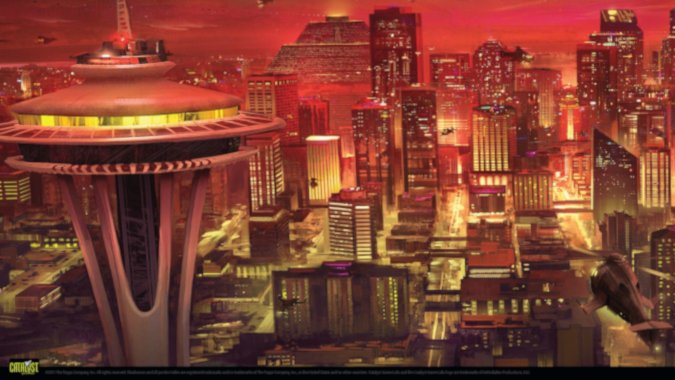 Shadowrun Seattle
