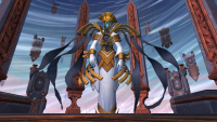 Who is the mysterious Arbiter in WoW Shadowlands? Right now, the judge of souls is silent