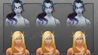 High Elves are (basically) coming to the Horde and Alliance in Shadowlands -- thanks to new customization options
