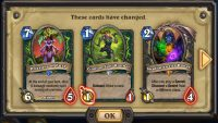 What are the strongest decks to play in Hearthstone right now?