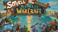 Small World of Warcraft will let you conquer Azeroth in board game format
