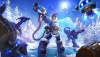 Mei skates into Heroes of the Storm to freeze out the competition