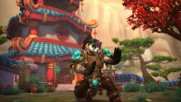 Make your Pandaren perfectly pretty with new customization options in the Shadowlands alpha