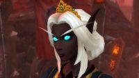 We're excited for the new Blood Elf customization options, especially the ones we can't use yet