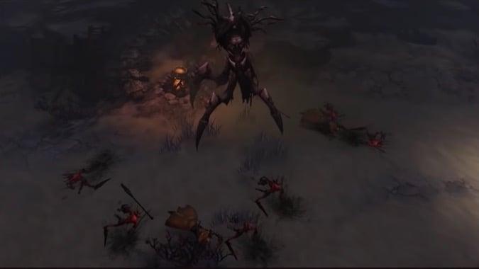 Diablo Immortal Gameplay Trailer - Baal?