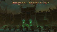 Take a trip to the Theater of Pain, a non-linear max level dungeon in Shadowlands
