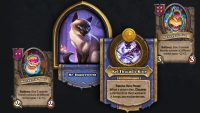 Mr. Bigglesworth is the newest Hearthstone Battlegrounds hero, bringing much-needed cat representation to the game