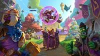 All of the Legendary cards in Hearthstone's Scholomance Academy expansion