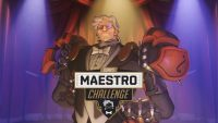 The Sigma's Maestro Challenge event will have you throwing rocks to the rhythm with a new emote and skin to earn