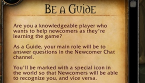 Upcoming Guide Mentor System has new requirements in the Shadowlands beta