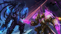 Worlds Collide in Heroes of the Storm with five new crossover skins