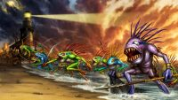 Hearthstone's latest patch hits Battlegrounds with much-needed Murloc nerfs