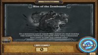 Build a better Zombeast in the Rise of the Zombeasts Tavern Brawl