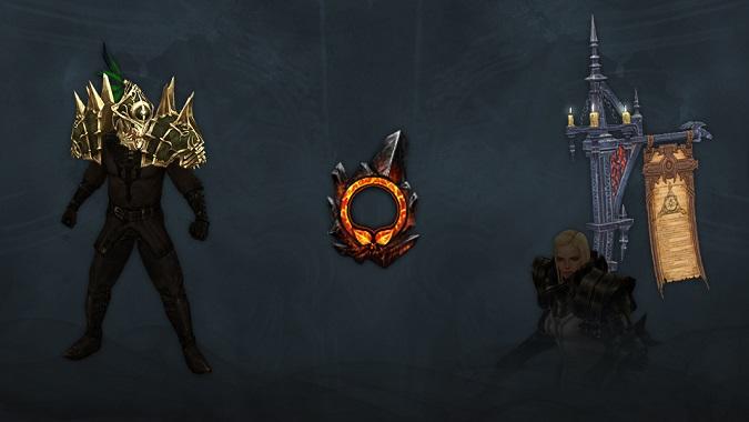 Diablo 3 Season 22 returning Chapter Rewards
