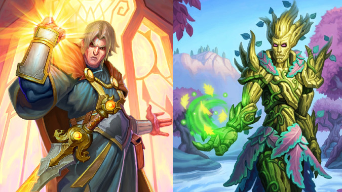 These Are The Heroes You Need For Hearthstone Duels