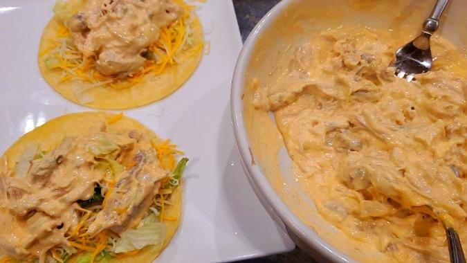 siracha chicken complete