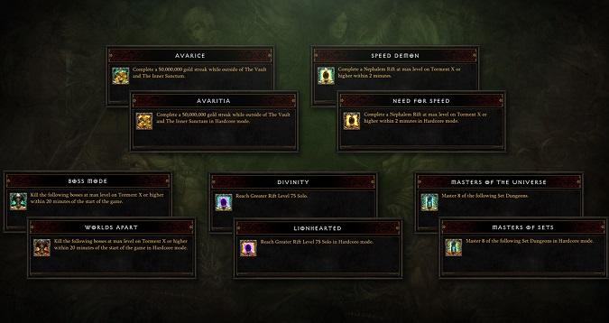 Diablo 3 Season 23 Conquests