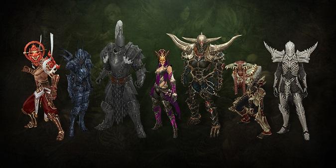 Diablo 3 Season 23 Haedrig's Gift gear