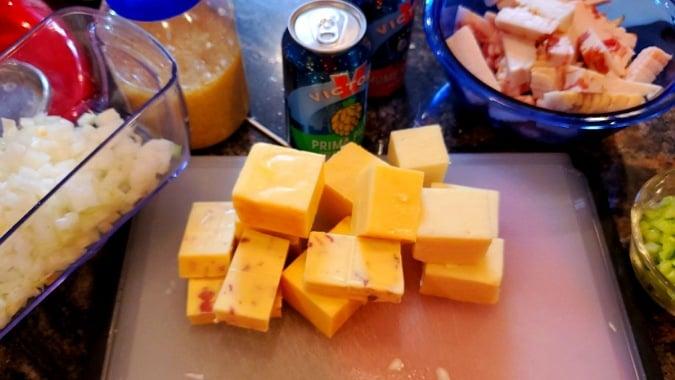 beer cheese ingrdiants