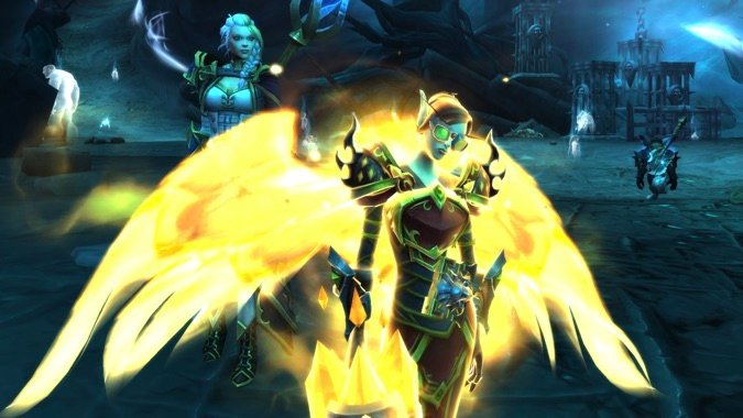 Why Transmogs Days Are Gone In Shadowlands