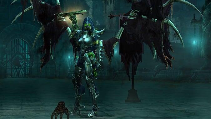 D3 Season 23 - Demon Hunter with Gears of Dreadlands set