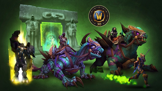 World of Warcraft The Burning Crusade Classic Deluxe Edition Items